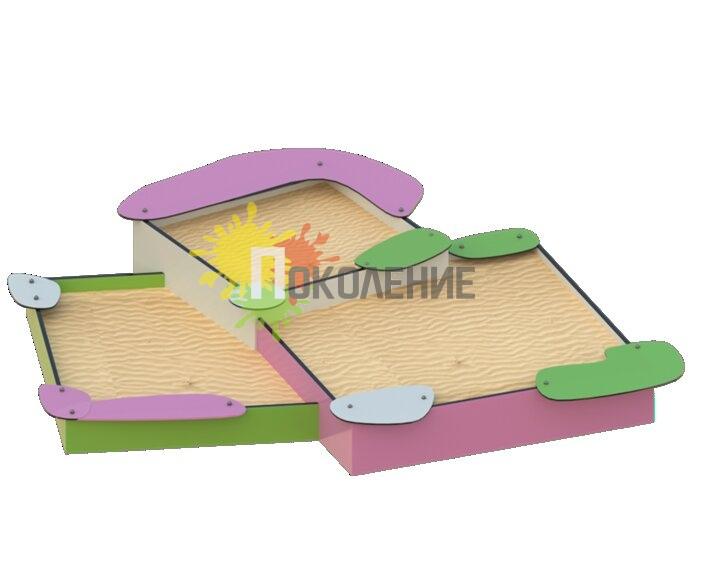 Песочница многоуровневая арт.В047