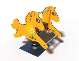 Лошадка двойная К019
