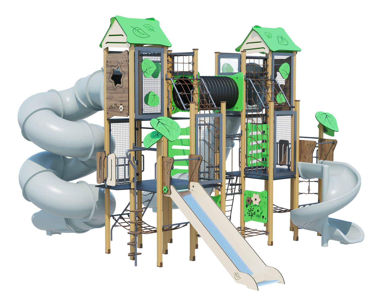 Игровой комплекс ЛС009