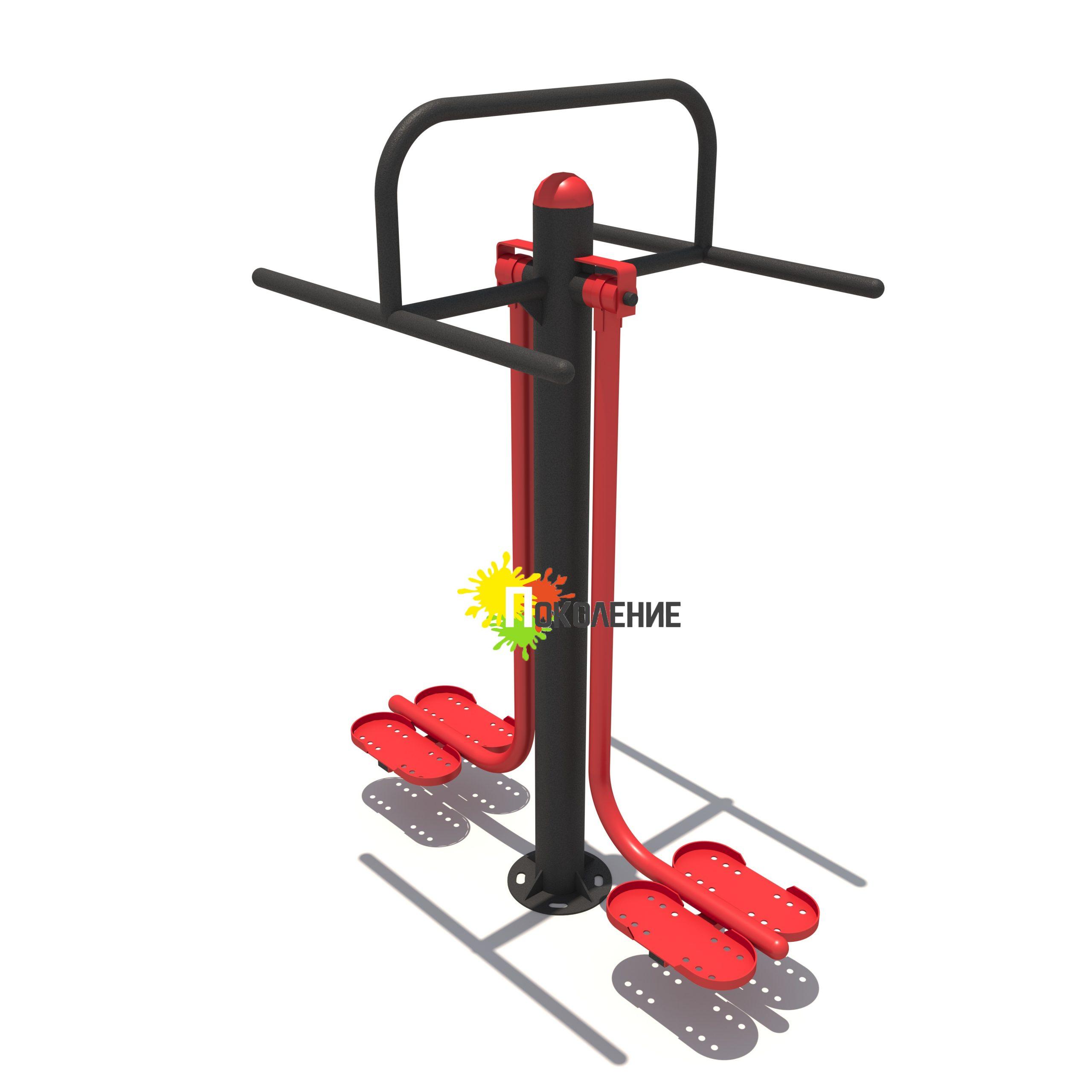Тренажер для приводящих-отводящих мышц бедра Т-023