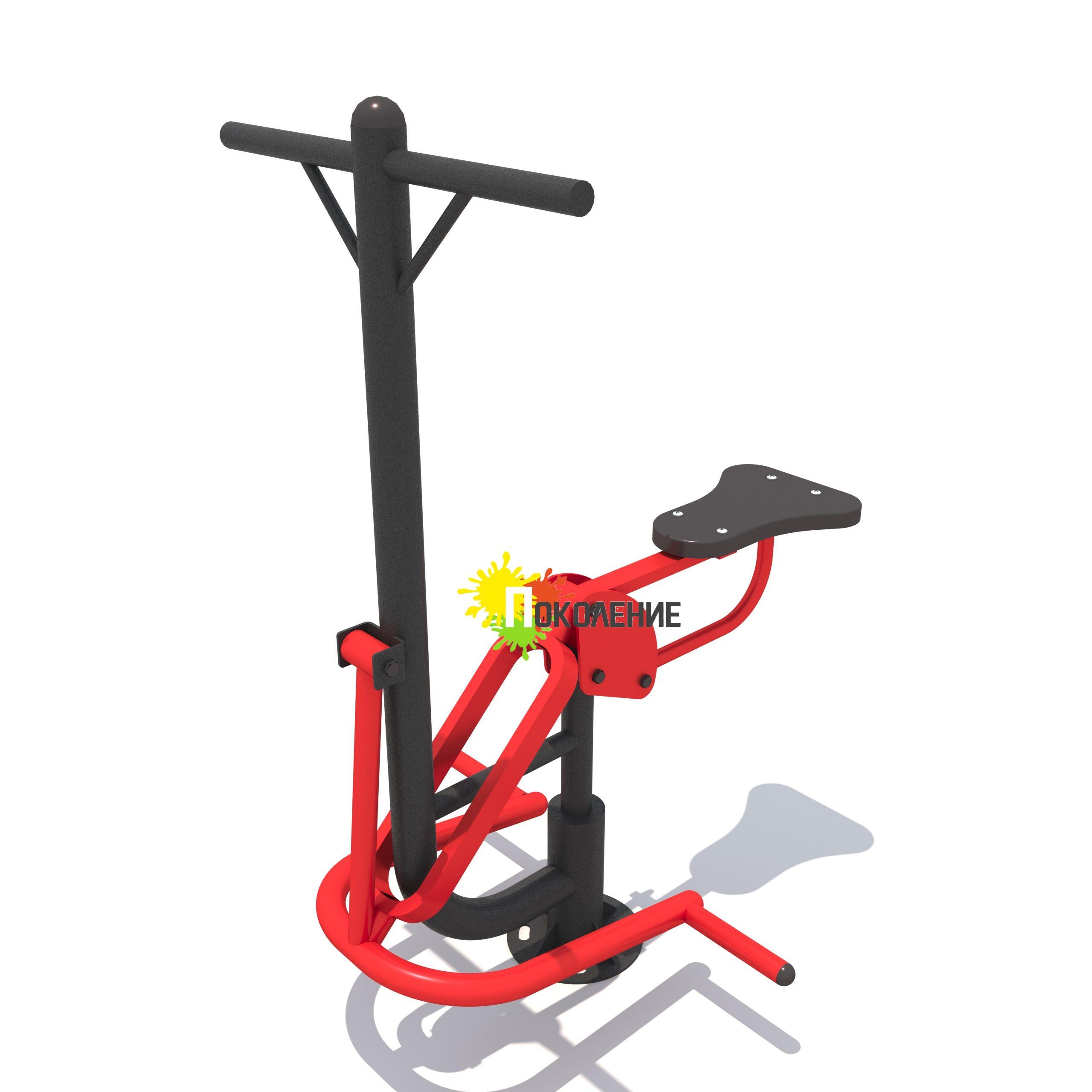 Велотренажер Т-045
