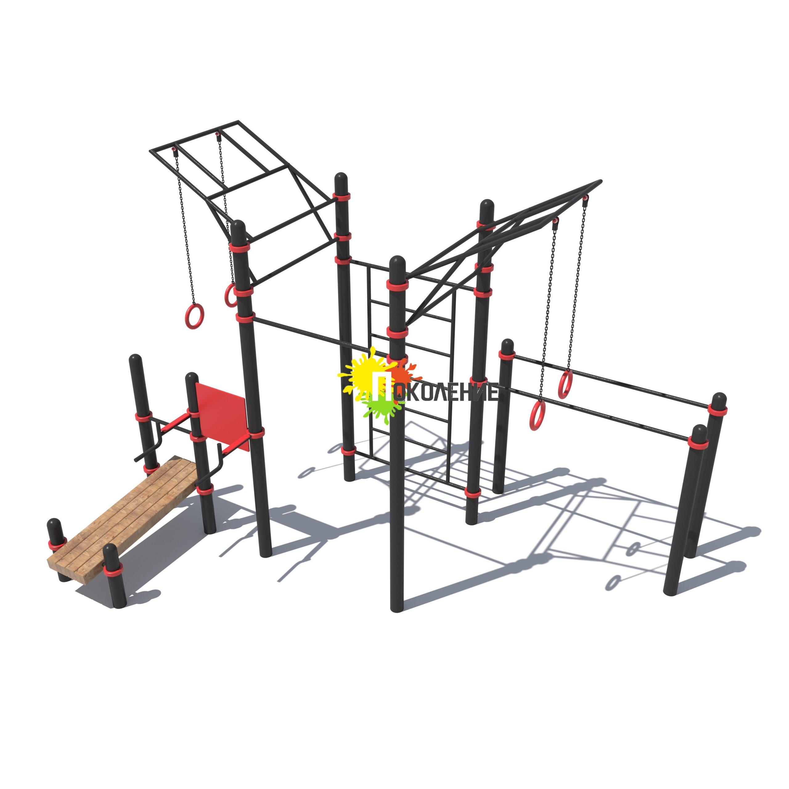 Спортивный комплекс ВР-036